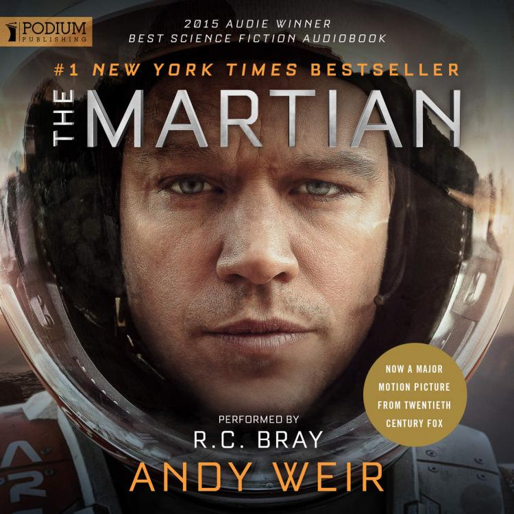 Andy Weir, The Martian